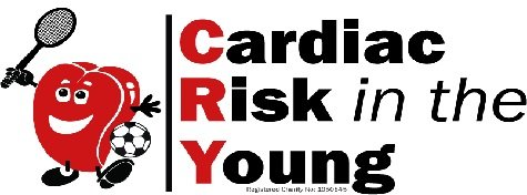 Cardiac Risk in the Young logo supported by Cambrian Fuel Cards