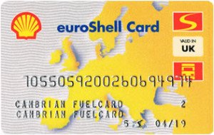 Shell Fleet Card Fuel Card for Business Diesel and Petrol