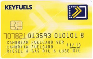 KeyFuels Card Fuel Card for Business Diesel and Petrol