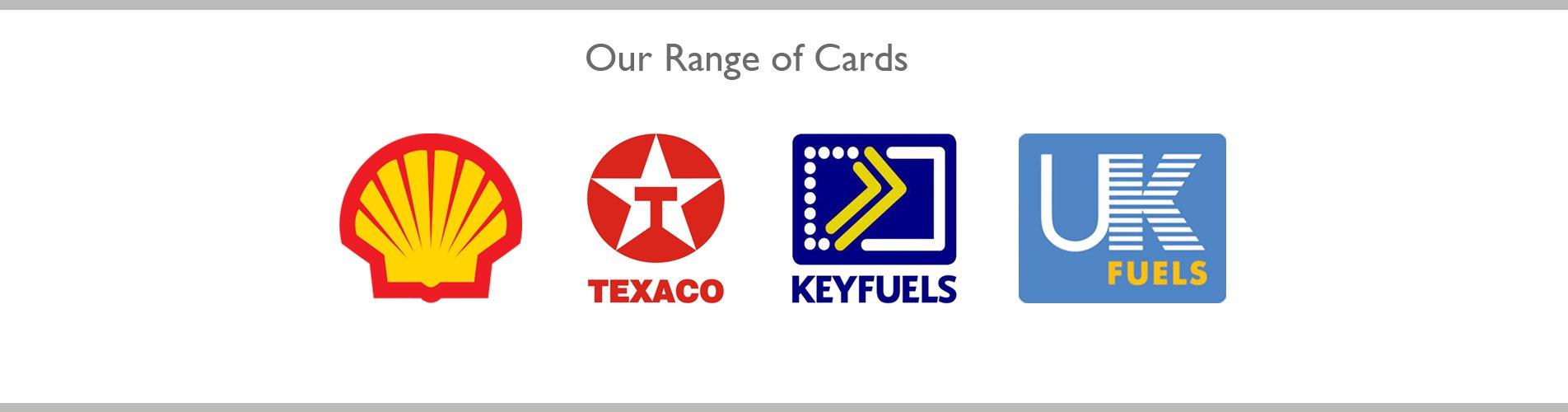 client logos shell texaco keyfuels ukfuels