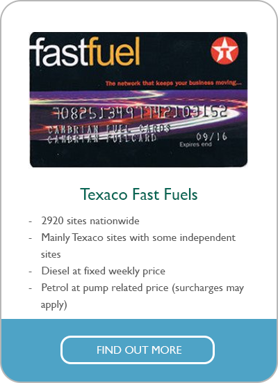 texaco fast fuels