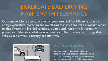 cut out bad driving with telematics preview