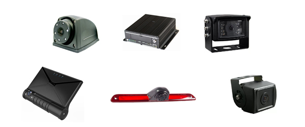 our dashcam range