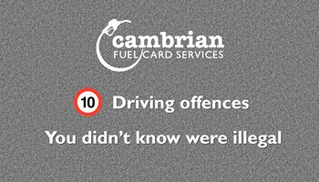 10 Driving Offences You Didn't Know Were Illegal video