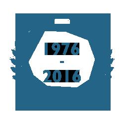 1976 - 2016
