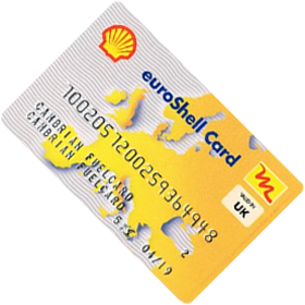 euroshell fleet card