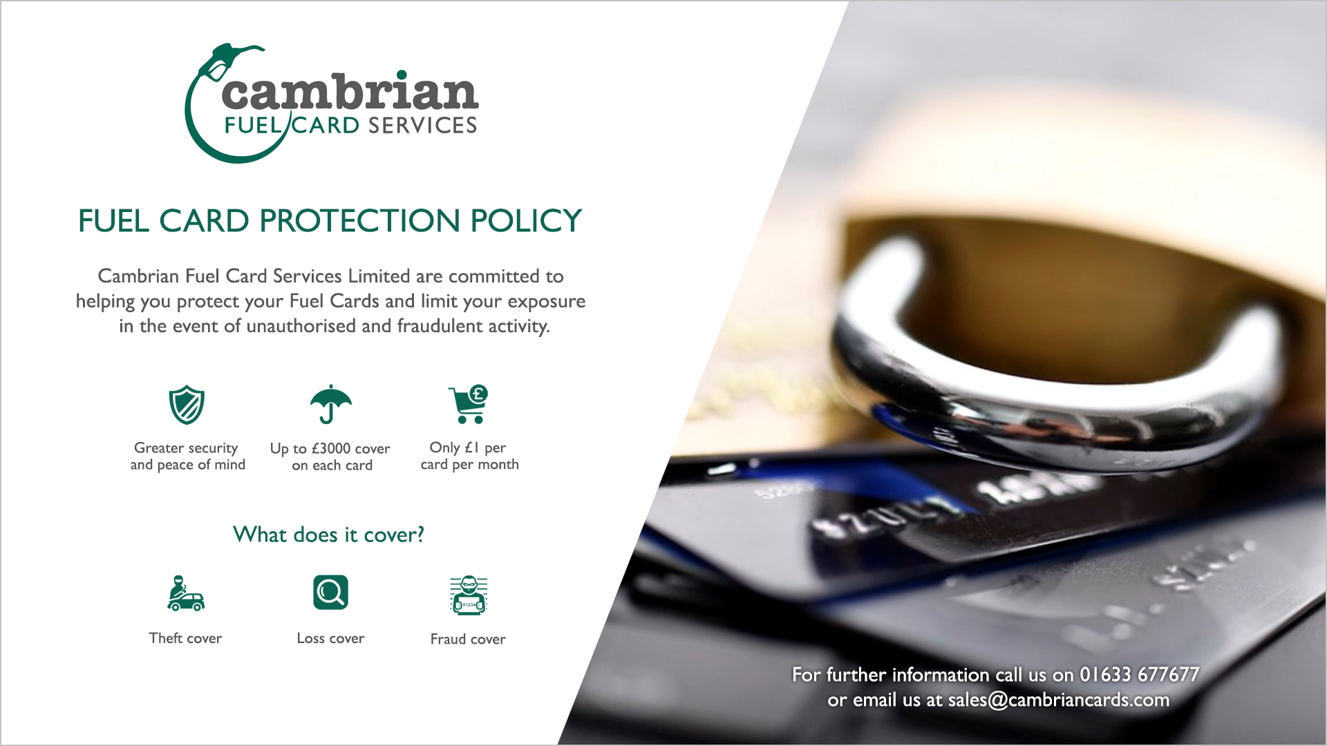 card protection policy infog
