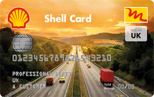 shell fleet card by cambrian