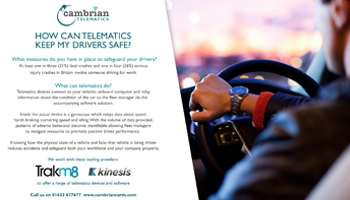 telematics safe drivers preview