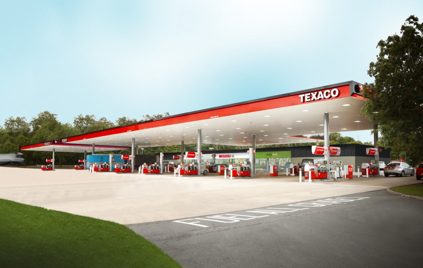 texaco skelton pic