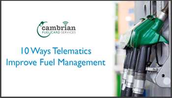 telematics fuel management preview