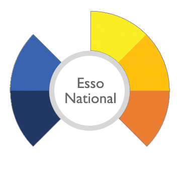 esso national capabilities