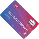 esso national card rotated